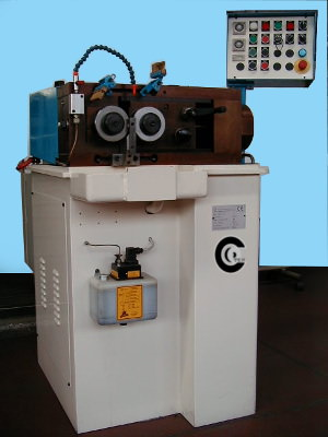 Comasmo Tek - thread rolling machine magnaghi manufacturer
